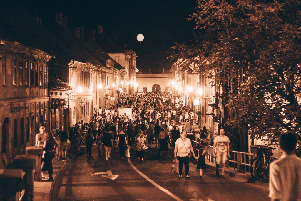 festival uličnih svirača - gradić fest