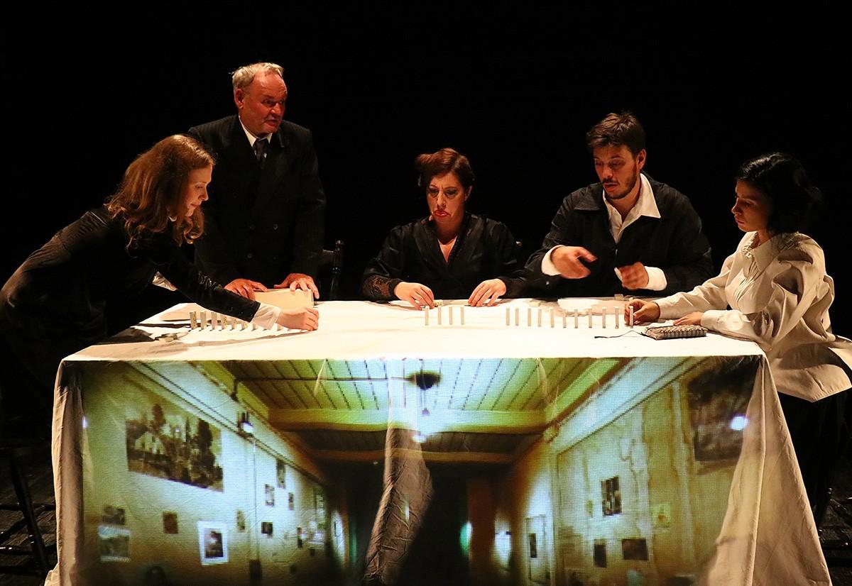 Predstava Ana Frank